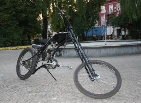 "rower typu ""chopper"""