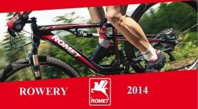 ROWERY ROMET NOWOŚĆ 2014 SONATA LUX 28'