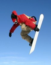 Sprzęt snowboardowy - deski, wiązania, buty, kaski, gogle