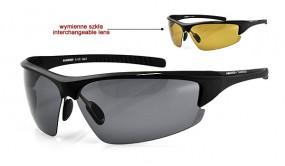 Okulary sportowe polaryzacyjne S-123