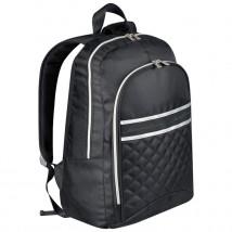 Plecak wykonany z pikowanego nylonu