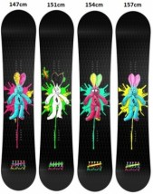 deska snowboard