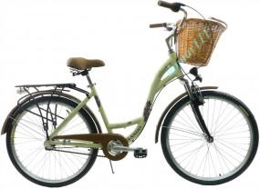 Rower miejski 26 Pasadena Rama aluminiowa amortyzowana piasta 3 biegowa Nexus