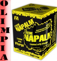 Fitness Authority NAPALM+ VITARGO+Shaker + gratisy