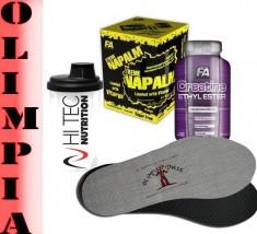 Fitness Authority NAPALM+ VITARGO+ethyl+sh+wkładki