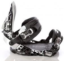 Raven s600 black/silver/white 2012 s600 black/silver/white