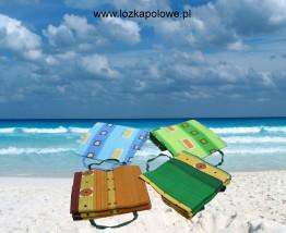 Mata plażowa foliowana