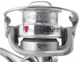 Doskonały kołowrotek spinningowy Super Cast SCF4000 10BB 100163