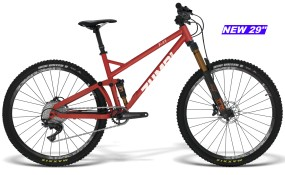 "ROWER ENDURO / ALL MOUNTAIN F11, 29"", 140mm, enduro-allmountain"