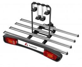 Stelvio Tilting 4 - bagażnik na hak, na 4 rowery, odchylany