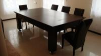 Stół bilardowo jadalny Elegant