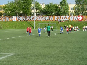 Treningi piłkarskie