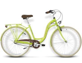 Rower Grand Twist Zielony