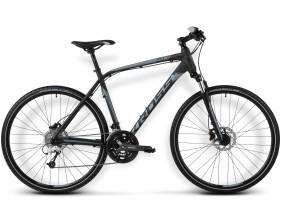 Rower Evado 5.0 Czarny / srebrny mat