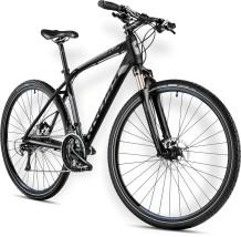 Rower Evado 7.0 Czarny mat