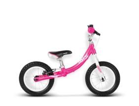 Rower Mini różowy połysk