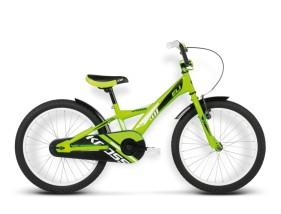 Rower Eli zielony połysk