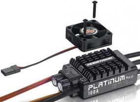 Regulator HobbyWing Platinium Pro 100A V3 2-6S Hobbywing Platinium Pro V3 100A BEC