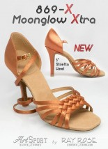 Buty taneczne Ray Rose H869X Moonglow Xtra H869X