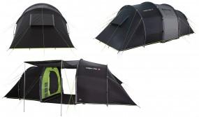 High Peak Tauris 6 - Komfortowy namiot rodzinny Wprzeznaczony dla 6 osóbibrator z rotacjami