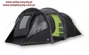 High Peak Paros 5 - Komfortowy i przestronny namiot rodzinny