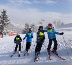 Obóz narciarski 2016
