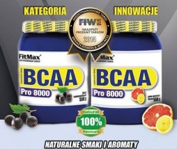 FITMAX® BCAA PRO 8000 550G