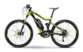 Rower elektryczny Haibike XDURO Full seven RX
