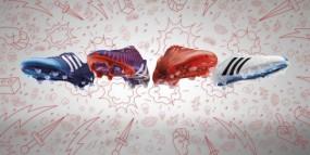 Buty piłkarskie Adidas Adizero/Predator/11pro/mundial
