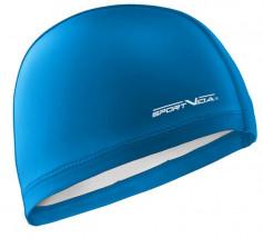 Czepek pływacki materiałowy na basen do pływania SV-DN0013-BLUE DN0013